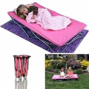 portable toddler cot for camping