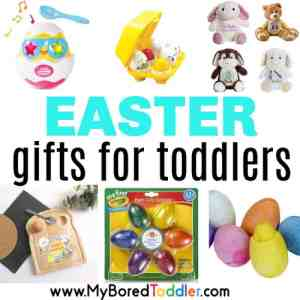 Non choclate Easter Gifts for Toddlers feature