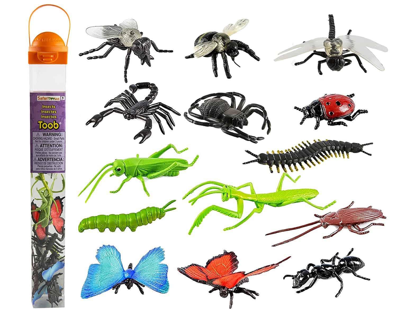 Insects Sensory Bin