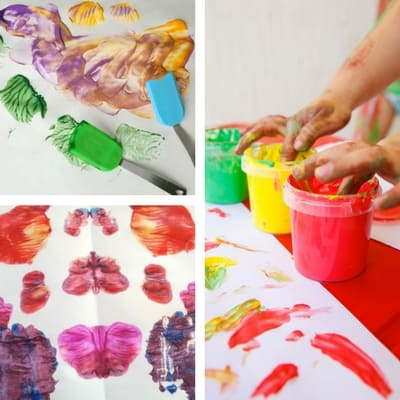 20 Toddler Painting Ideas