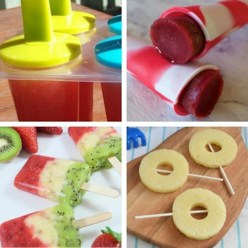 healthy frozen ice pops for toddlers