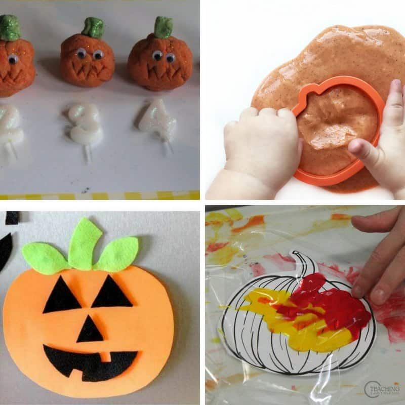pumpkin themed activities for toddlers and preschoolers image 2