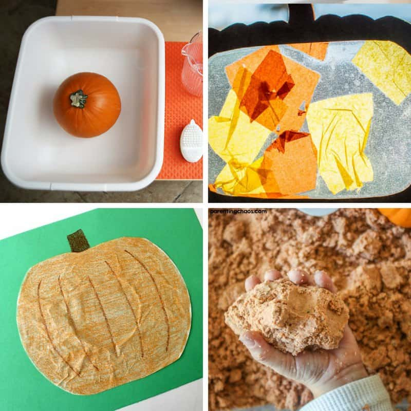 pumpkin themed activities for toddlers preschoolers image 3