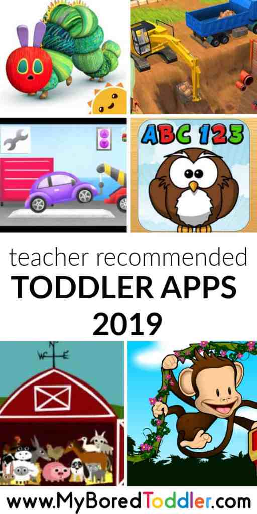 Best apps for toddlers 2019 pinterest