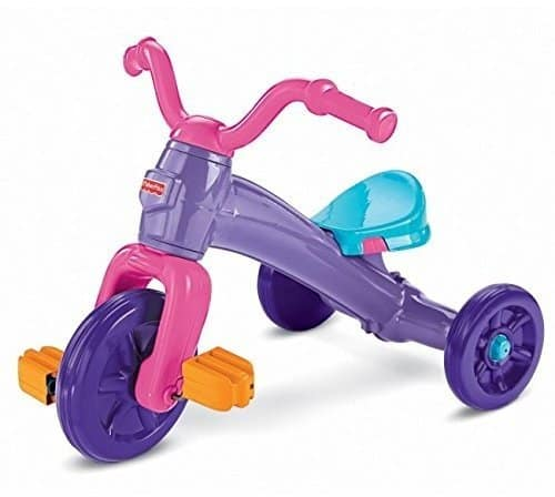 Fisher Price Grow with me trike