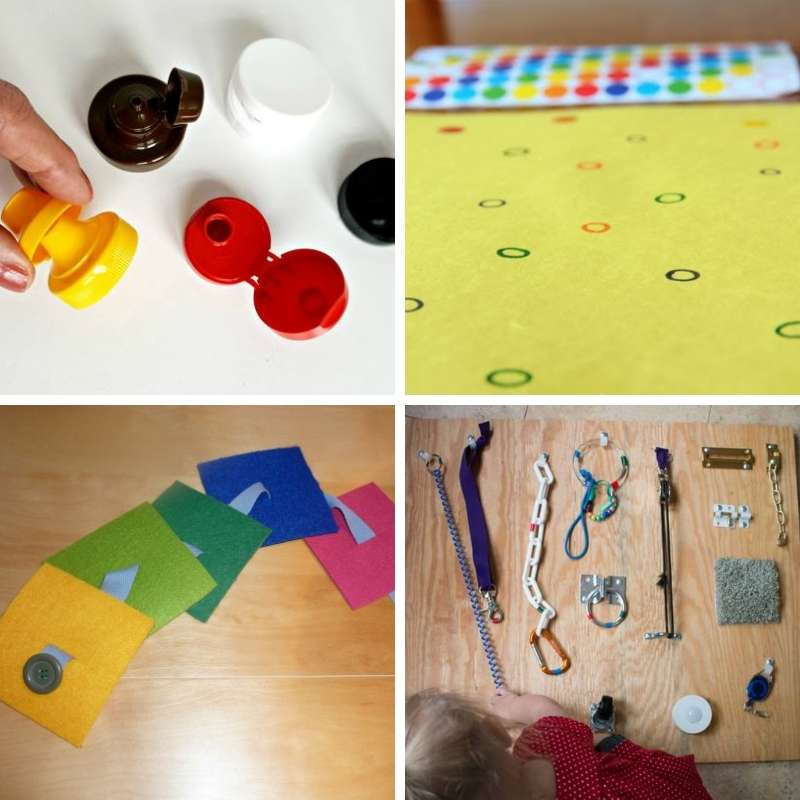fine motor practice ideas for toddlers
