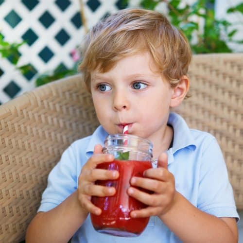 toddler healthy eating tips for busy mums smoothie