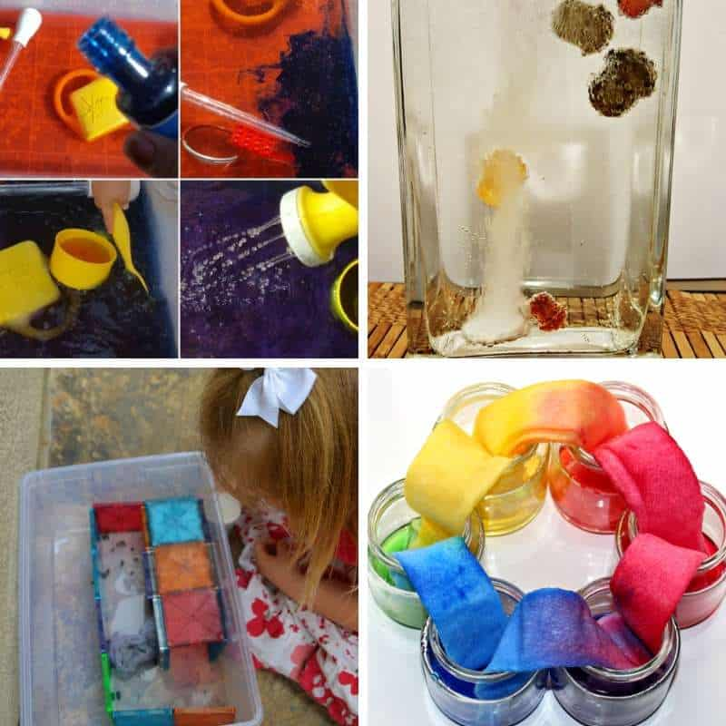 Science Experiments for Toddlers and Preschoolers - My ...