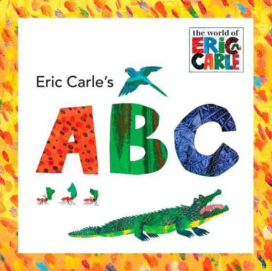 ABC Book Eric Carle