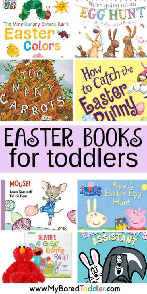 Easter books for toddlers