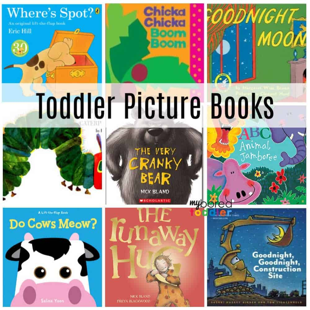 Toddler Picture Books