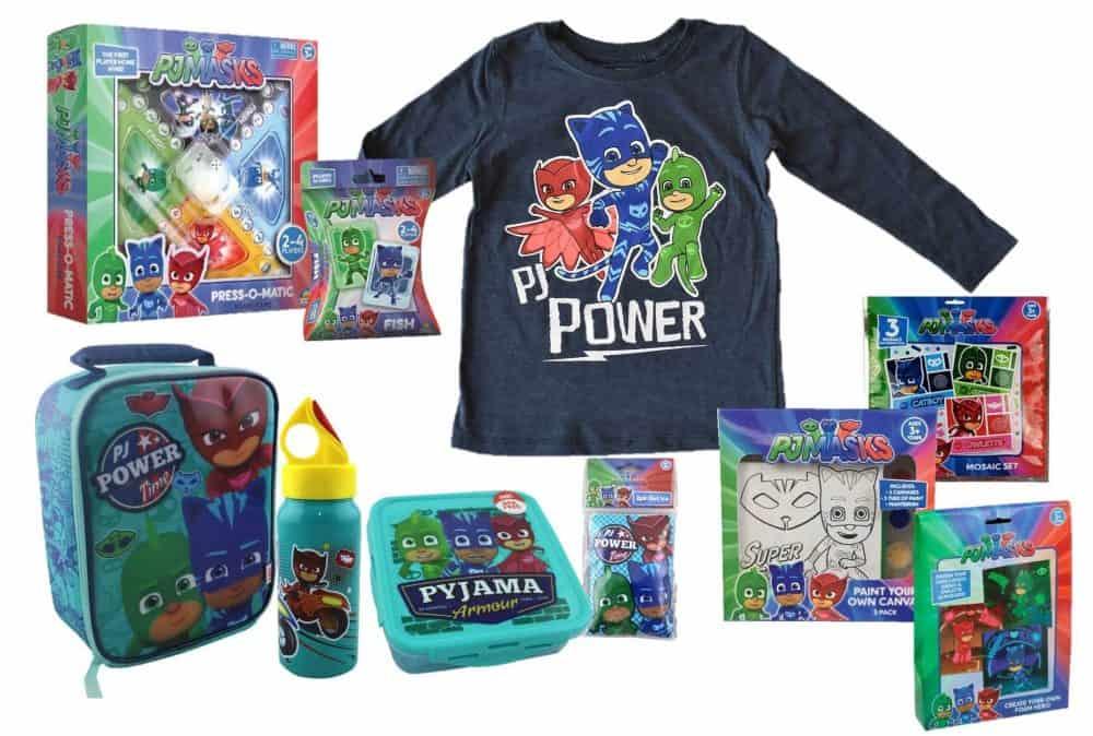 Win a PJ Masks Easter prize pack