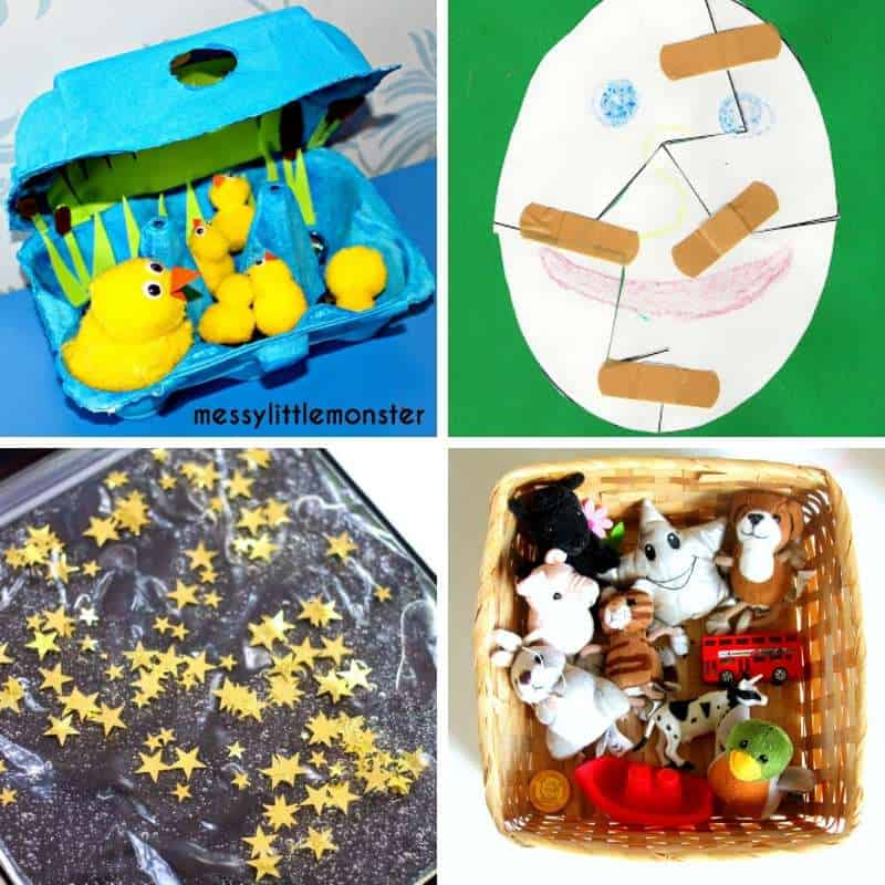 activities with favorite nursery rhymes