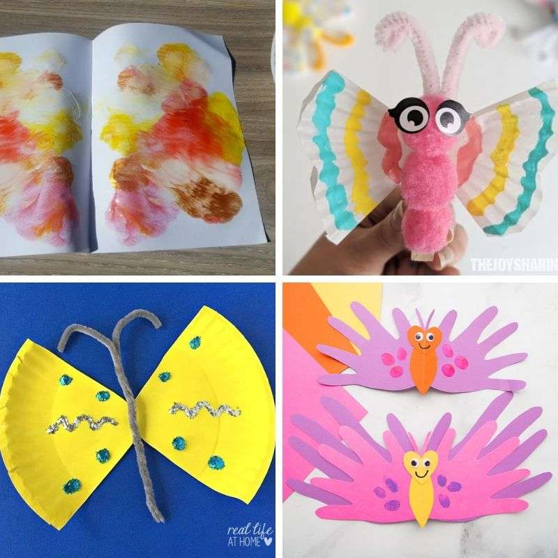butterfly activities for toddlers