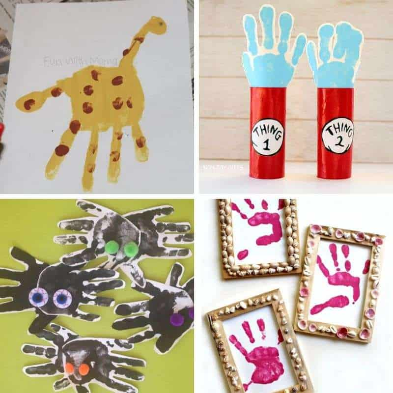 handprint activities for toddlers