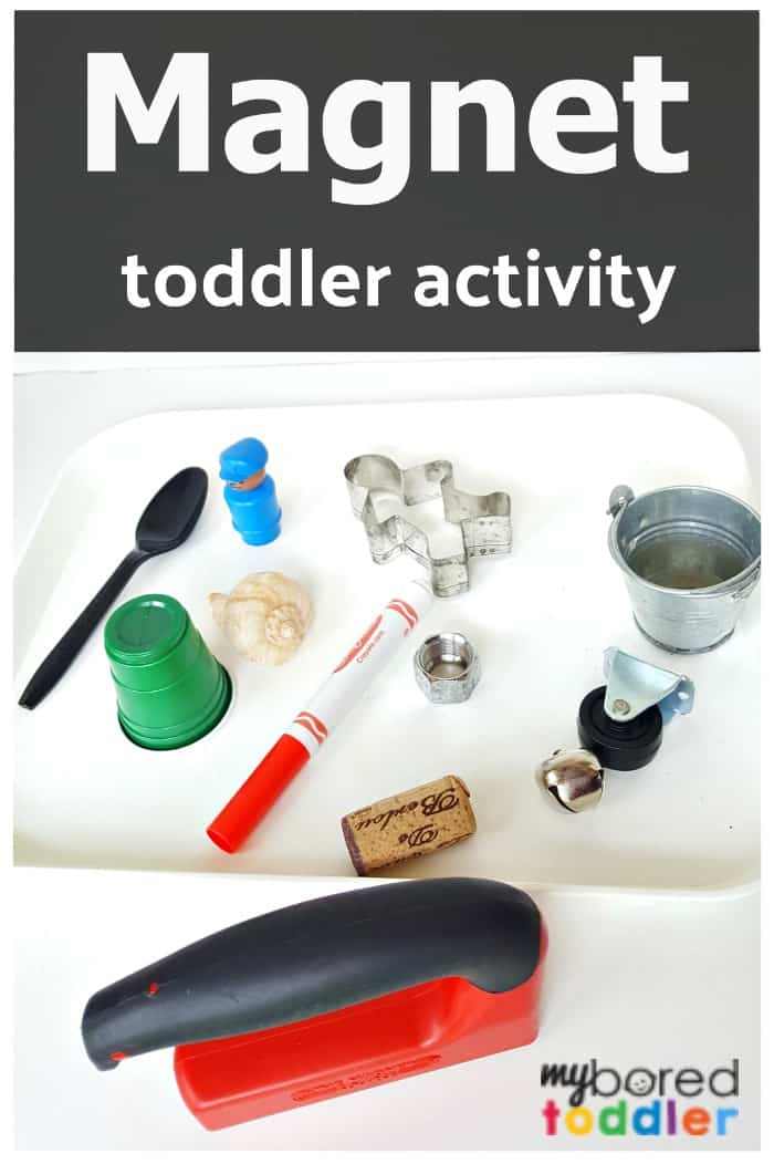 toddler magnetic play activity to do at home