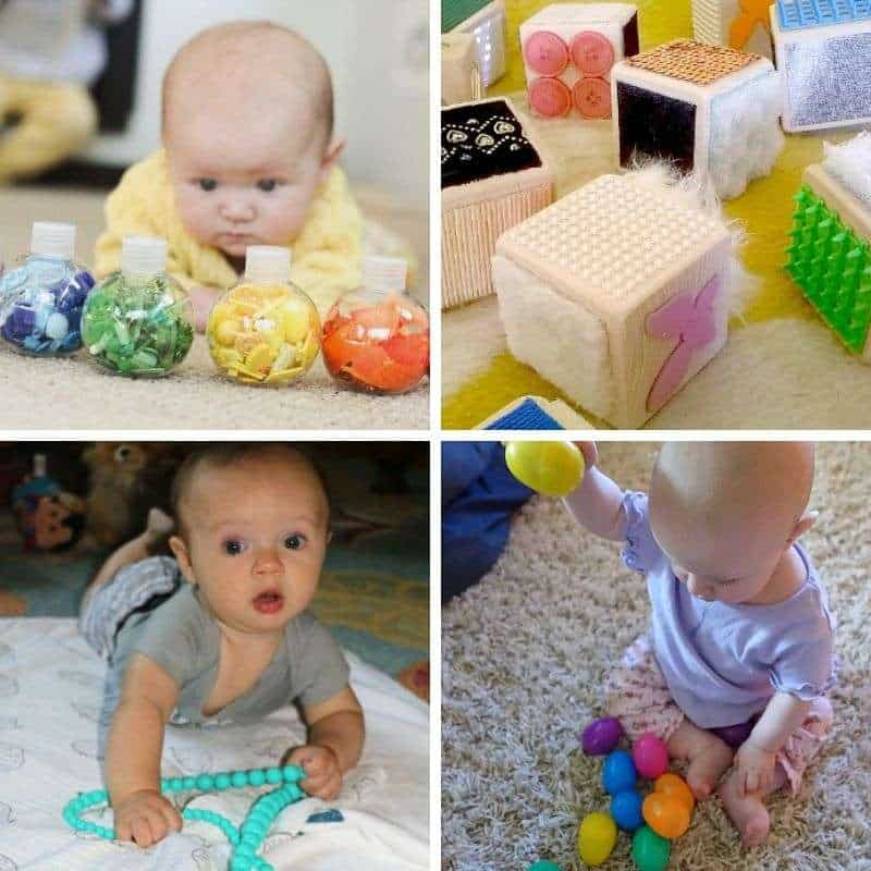 ideas for 3 month old baby