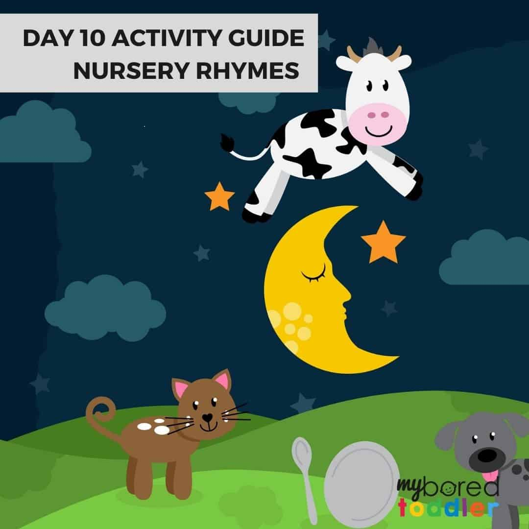 day 10 activity guide nursery rhymes