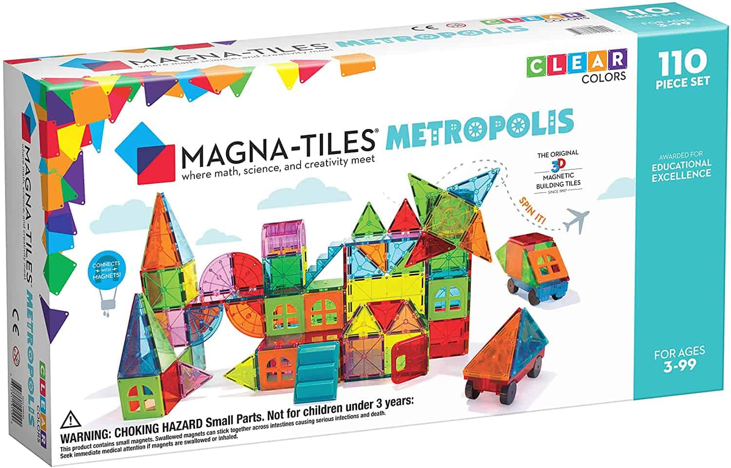 magna tiles indoor activities for toddlers