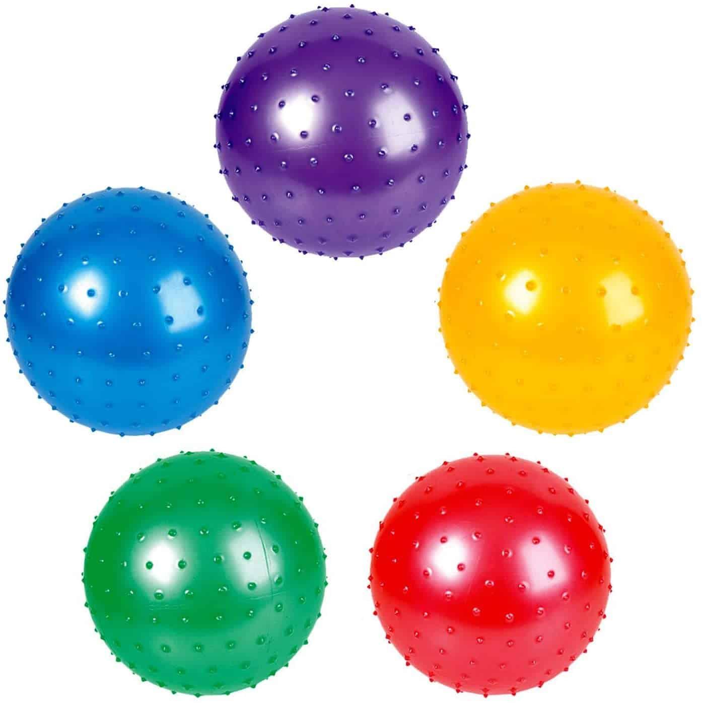 knobby ball toddler outdoor toys
