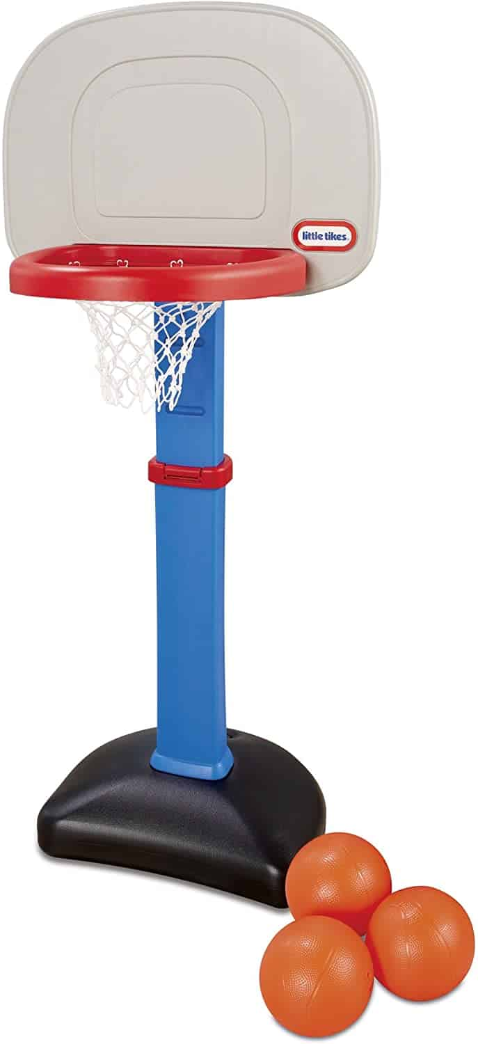 little tikes toddler basket ball ring outdoor toys for toddlers