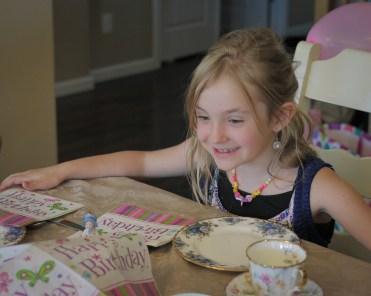 little girl birthday
