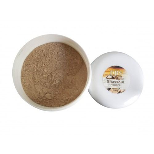 ghassoul-naturel poudre pot