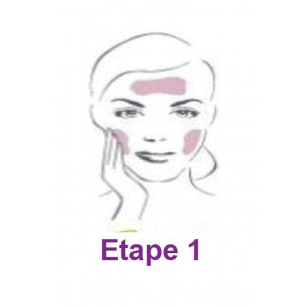 miyaskin-brosse-ultrasons-visage etape 1
