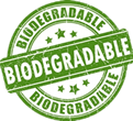 Logo biodégrdable
