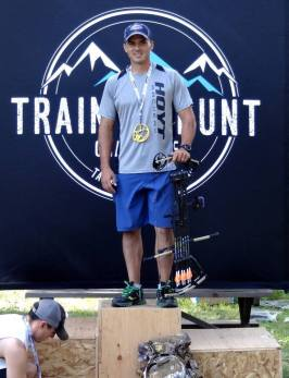 Phil Mendoza - train to hunt