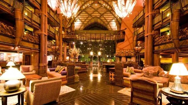3 Reasons To Visit Disney's Animal Kingdom Lodge