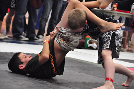 Submission Wrestling: Armbar