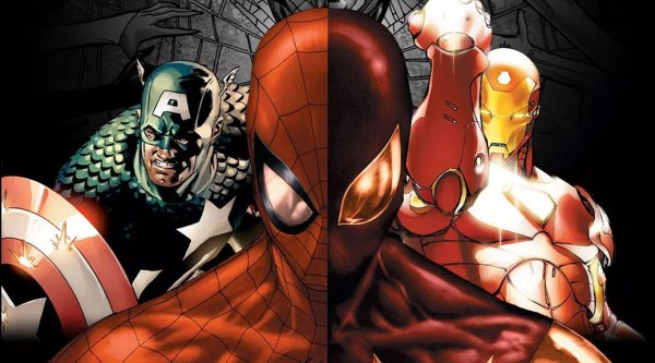 Featured: Civil War Spiderman