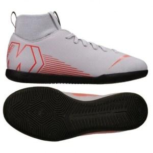 Nike Mercurial Superflyx 6 Club Jr AH7346-060 indoor shoes
