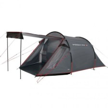 High Peak Ascoli tent 3 gray-red 10250