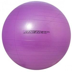 Axer Anti Burst gym ball 75cm purple A1763