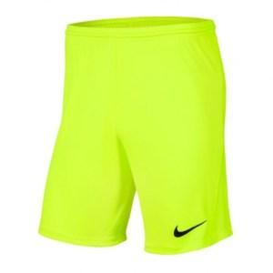 Nike Park III Knit Jr. BV6865-702 shorts