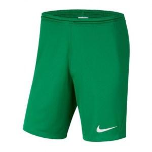 Nike Park III Knit Jr BV6865-302 shorts