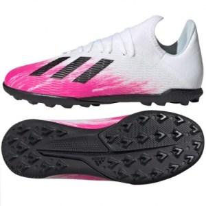 Football boots adidas X 19.3 TF Jr EG7174