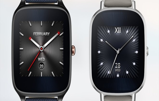 Asus welcomes New Year with ASUS ZenWatch 2