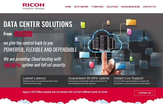 Ricoh fortifies offerings with Data Center expansion