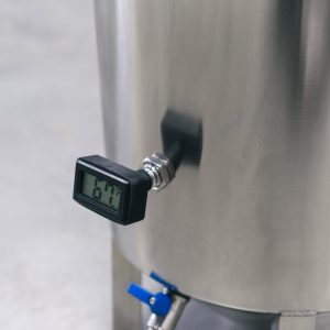 Brew Bucket BME thermometer
