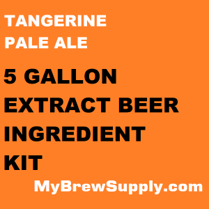 MBS Tangerine Pale Ale Extract Kit