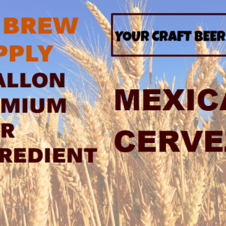 MBS Mexican Cerveza All Grain Kit