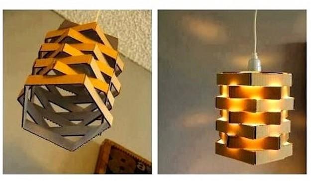 Idee ed ispirazioni per realizzare delle lampade fai da te con materiali riciclati come carta, stoffa, legno o vetro, facili ed economiche. 11 Fantastiche Idee Per Il Fai Da Te Lampade Mybricoshop