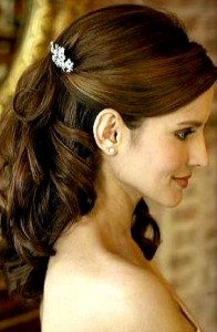 top 3 wedding hairstyles for long hair my bride hairs