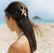 beach wedding bridal hairstyles