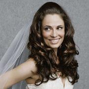 curly wedding bridal hairstyles