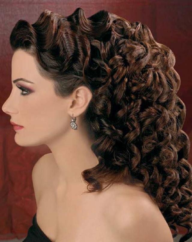 wedding bridal hairstyles for long hair - my bride hairs