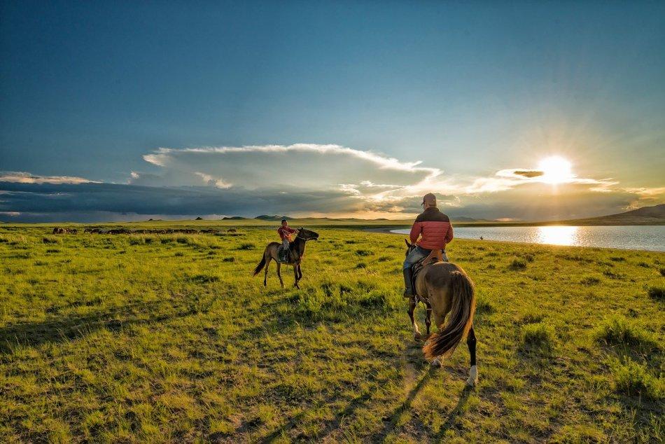 Mongolia z opowieści mojego Taty